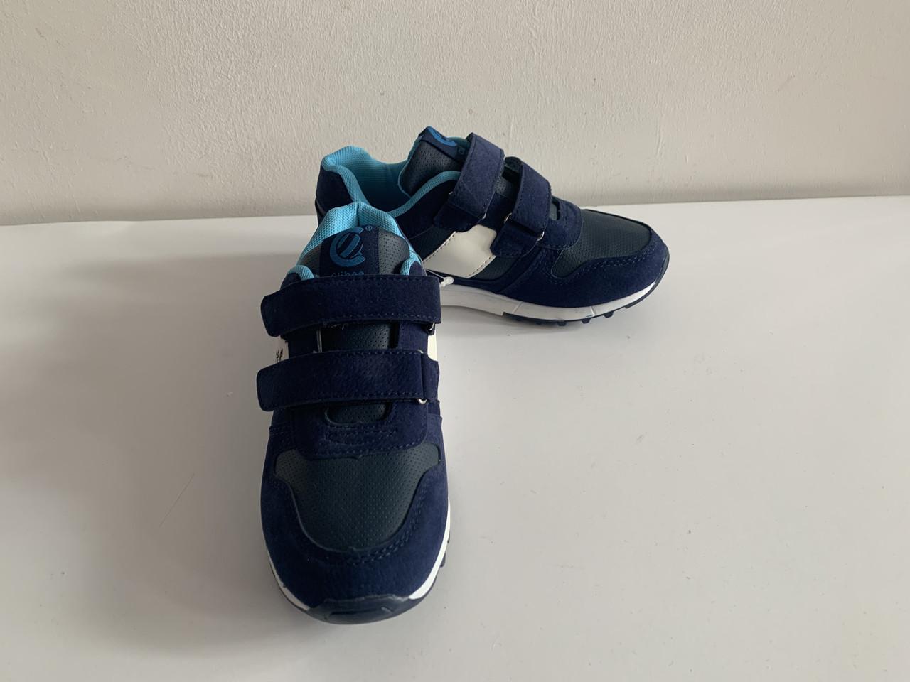 Дитячі кросівки для хлопчика Clibee Польща 31-36