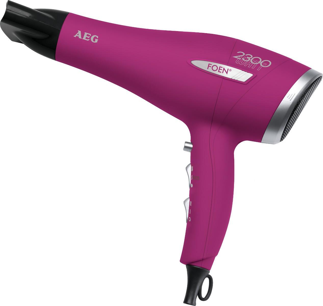 Фен AEG HT 5580 фиолетовый