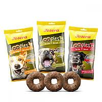 Ласощі для собак Josera Loopies 150г