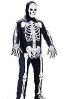 Костюм-комбинезон скелета