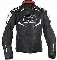 Мотокуртка текстильная Oxford Melbourne 2.0 Air MS черный/белый, XL/44, фото 1
