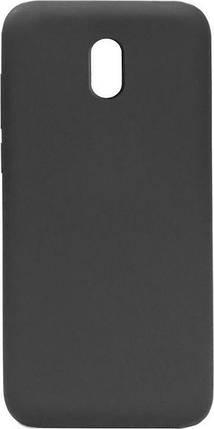 Силикон Xiaomi Redmi8A gray Silicone Case, фото 2