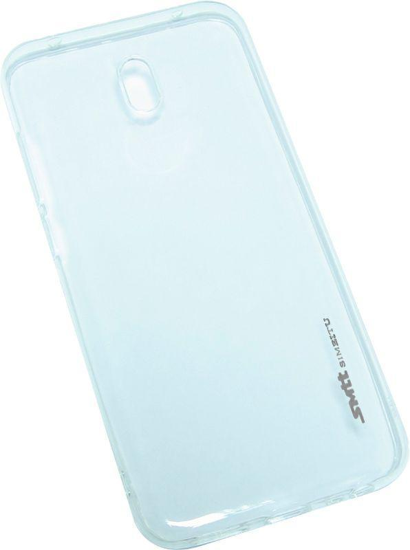 Силикон Xiaomi Redmi8A white 0.7mm SMTT