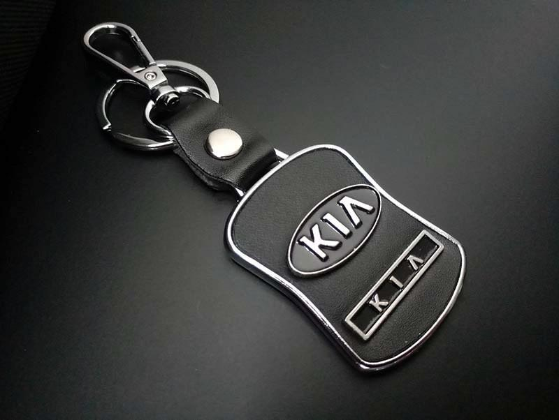 Автомобильный брелок на ключи KIA (КИА) Exclusive