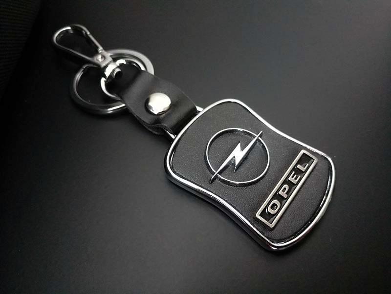 Автомобильный брелок на ключи Opel (Опель) Exclusive