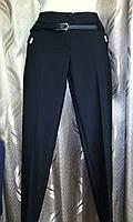 Женские утепленные классические брюки