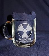 Настоящий подарок кофейная чашка с надписью, фото 1