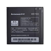 Аккумуляторная батарея к телефону Lenovo A520, A370, a288t, A780, A690, A530, S760, A668t, A660, A790  BL 194