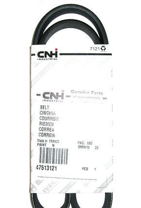 47513121, Ремень компрессора кондиционера, T7.315, фото 2