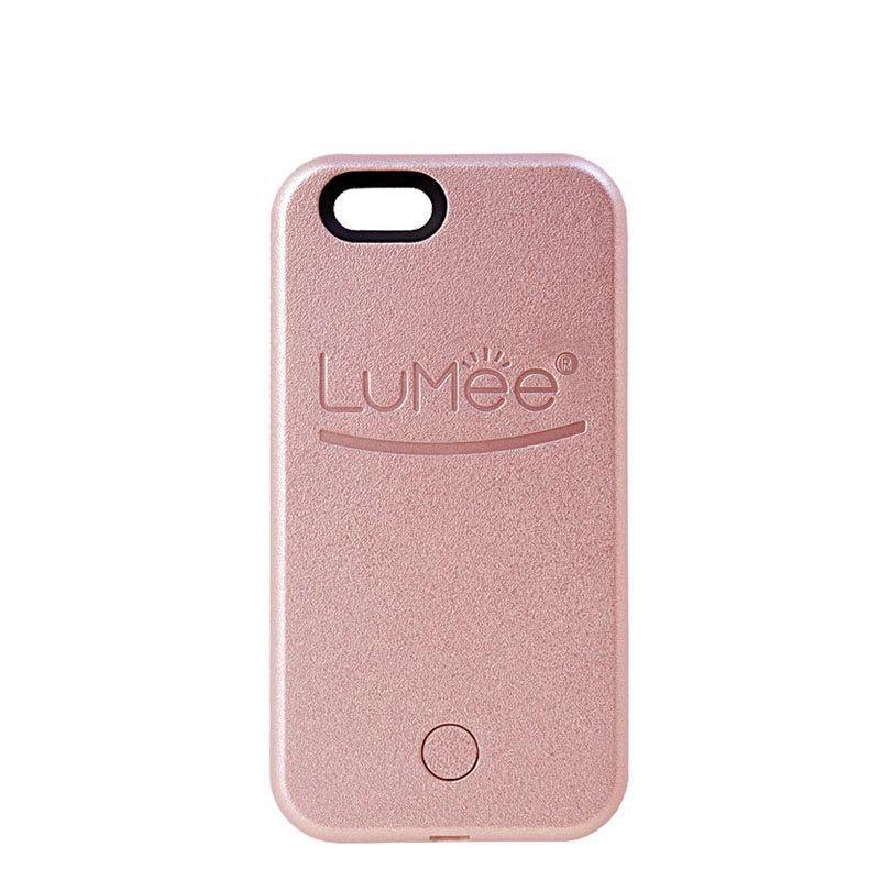 Чехол LuMee для iPhone 6 Plus/6S Plus Rose (LMC001RG6P)