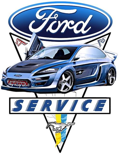 Ford Service - интернет-магазин Форд, СТО Форд Сервис, разборка Форд