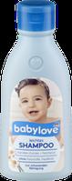 Нежный шампунь для детей с экстрактом ромашки  Babylove mildes Shampoo  250 мл.