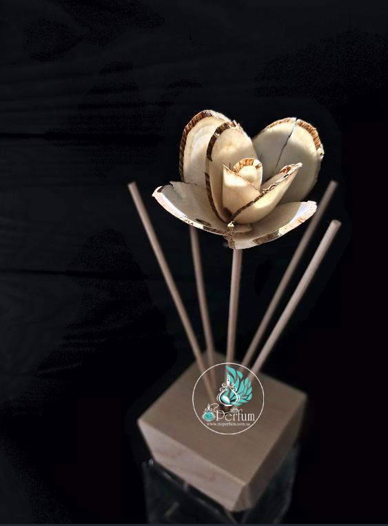 Горная роза для диффузора - 25см/1шт (цветок палочка)