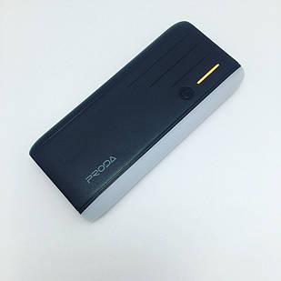 PowerBank Police Proda 12000 мАч + стробоскоп (up4999)