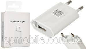 СЗУ iPhone 4G (1USB/1A/5W) Original в уп.