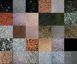 Особливості гранітного каменю