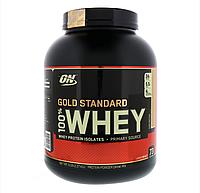 Протеин Оригинал США! Optimum Nutrition 100 % Whey Gold Standard 2,27 кг Cake batter Сливочный торт
