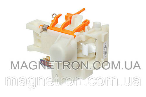 Замок (блокиратор) двери с микровыключателем для посудомоечной машины Bosch 423936