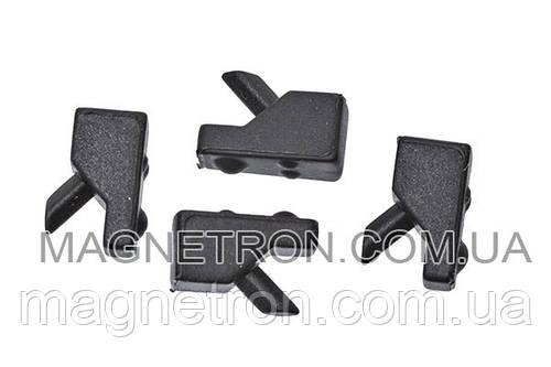 Набор резиновых прокладок (4шт) для решетки плиты Whirlpool 484000000840