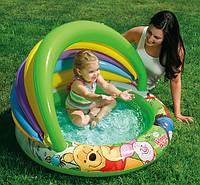 Надувной бассейн Винни-Пух Disney Intex 57424