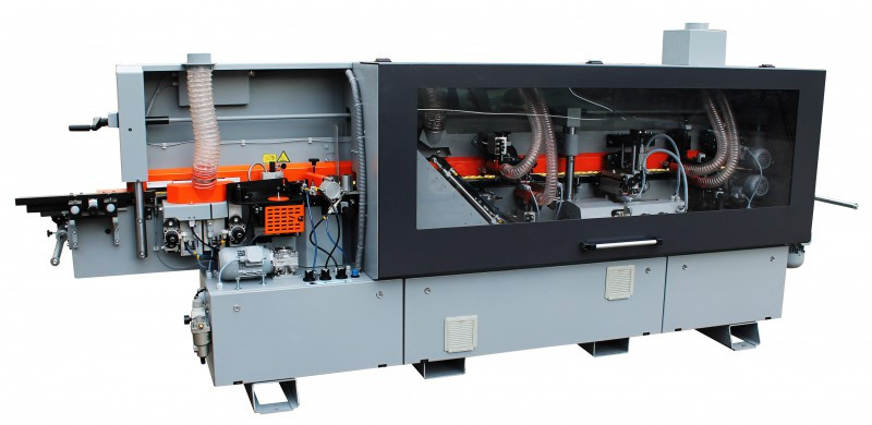 Автоматический кромкооблицовочный станок STOMANA KZM 6 RTF