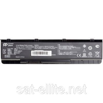 Аккумулятор для ноутбука ASUS A32-N55 (A32-N55) 10.8V 5200mAh PowerPlant (NB431106)