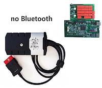 Профессиональный двухплатный сканер Delphi OBD2 DS150E USB