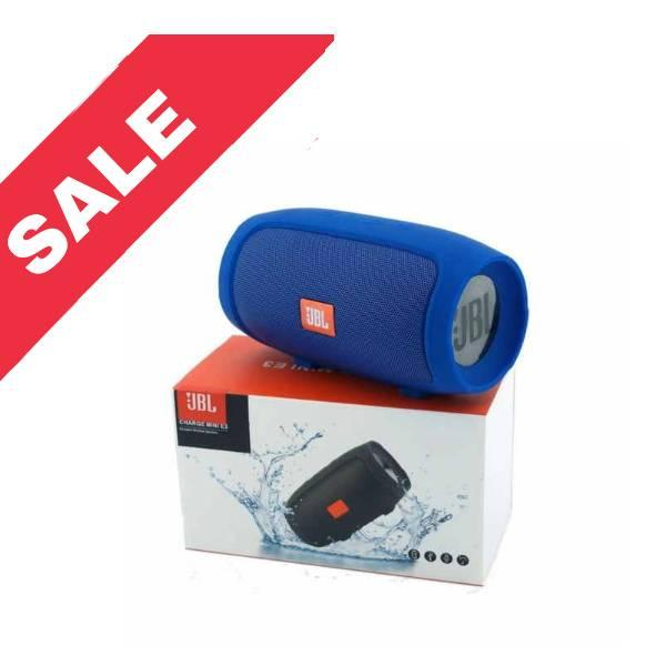 """Портативна Bluetooth колонка """"JBL Charge Mini E3"""" Blue"""