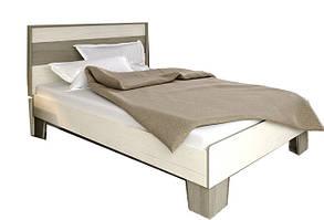 """Ліжко """"Сара"""" ( Піно ауреліо / Мадагаскар нельсон) від Сокме"""