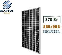 Leapton 370 Вт Солнечная панель LP166*166-М-60-МН монокристаллическая для дома
