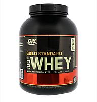 Протеин Оригинал США! Optimum Nutrition 100% Whey Gold Standar 2,27 кг Extreme milk chocolate Молочный шоколад
