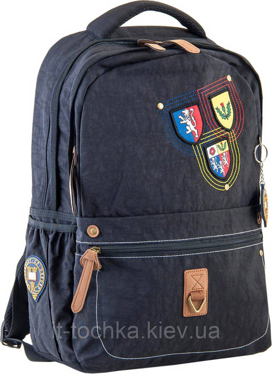 Рюкзак подростковый yes  ox 194, черный, 28.5*44.5*13.5 yes 553996