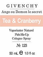 Парфюмерный концентрат для женщин 123 «Ange Ou Demon Le Secret Givenchy» 15 мл, фото 1