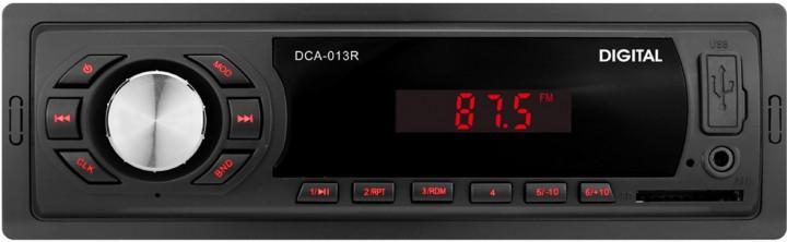 Автомагнитола Digital DCA-013R