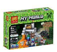 Конструктор Lele Minecraft 79043, фото 1