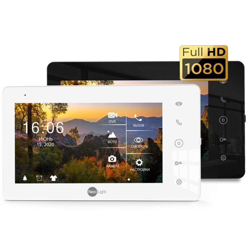 Відео-домофон NeoLight Sigma+ HD