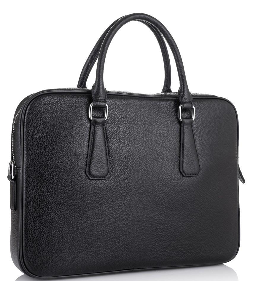Сумка мужская из натуральной кожи для ноутбука Tiding Bag NM17-9020-5A