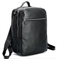 Рюкзак кожаный Tiding Bag  t3064, фото 1