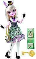 Кукла Эвер Афтер хай Банни Бланк базовая Перевыпуск с подставкой Ever After High Bunny Blanc