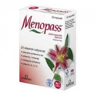 Menopass - витамины при менопаузе, 30 таб.