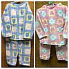 Детские пижамы махровые