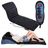 Массажный матрас коврик с подогревом Massage Paradise Массажер для спины и шеи электронный, фото 4