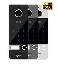 Відеопанель  Neolight OPTIMA ID KEY FHD з клавіатурою та зчитувачем