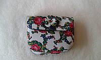 Женская сумочка из ткани
