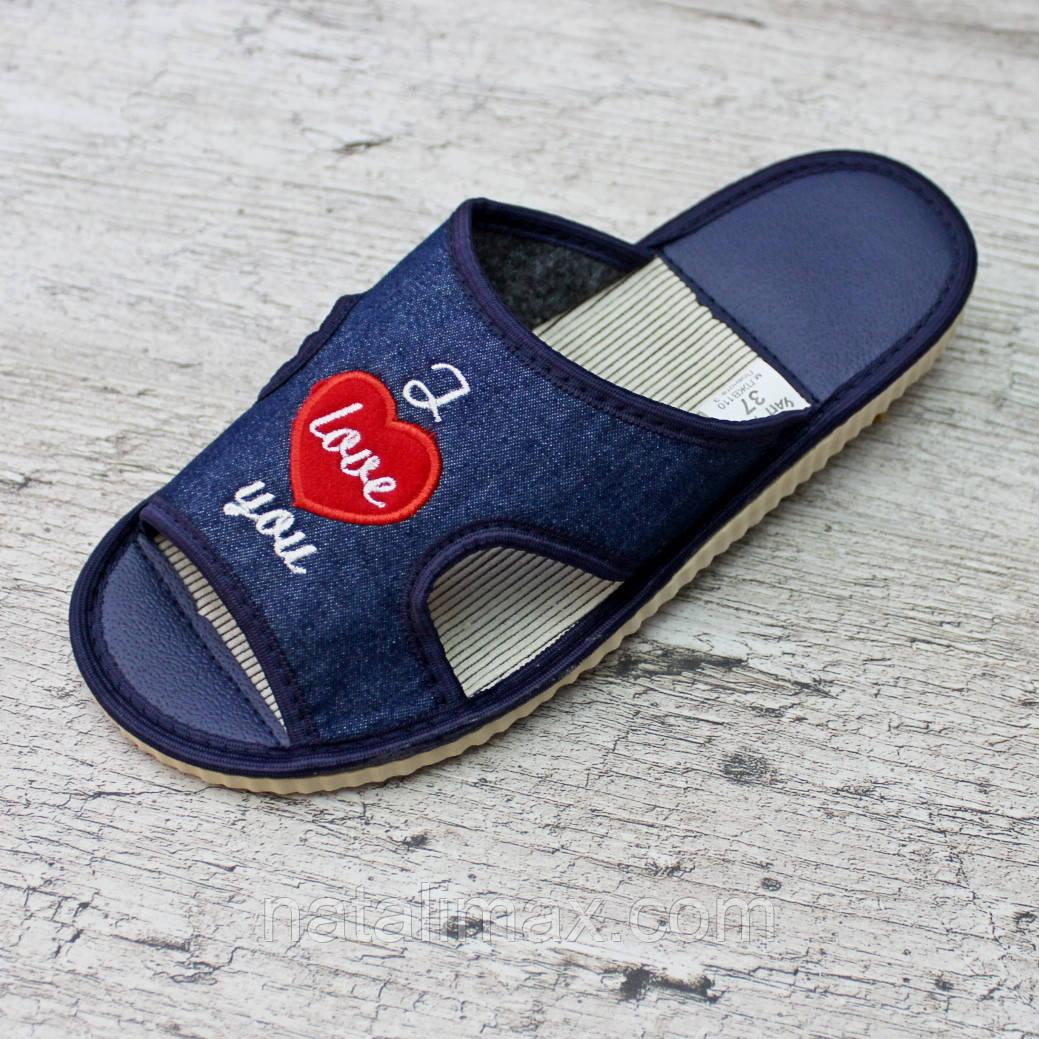 Тапочки домашние, женские , РОСТОВКА от 37 до 40. Качественные женские тапочки, обувь для дома