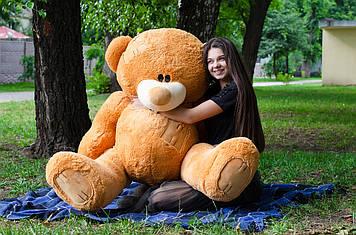 Плюшевий ведмедик Потап 180 см Карамельний