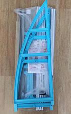 Полка-стелаж напольный над стиральной машиной, фото 2