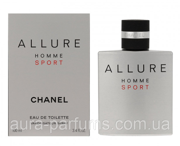 Chanel Allure homme Sport edt 100 ml. лицензия