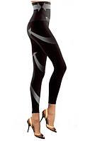 Cпортивные лосины для фитнеса с утяжкой, женские лосины леггинсы для спорта с высокой талией, одежда для йоги