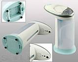 Сенсорный дозатор жидкого мыла, сенсорная мыльница, фото 4